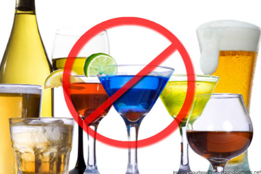 evite beber