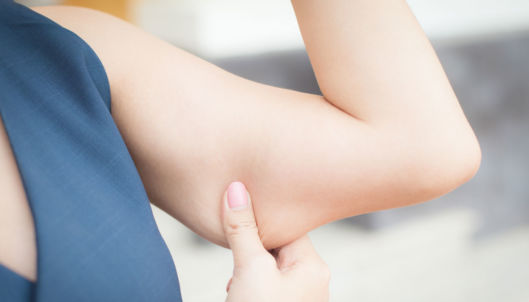 criolipólise para gordurinhas do braço